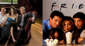 How I met your mother VS Friends