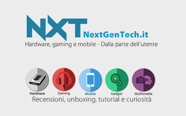TECH REVIEW - Nextgentech.it